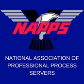 Member of NAPPS (National Association of Professional Process Servers)